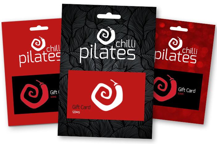 Chilli Pilates Gift Cards - Chilli Pilates
