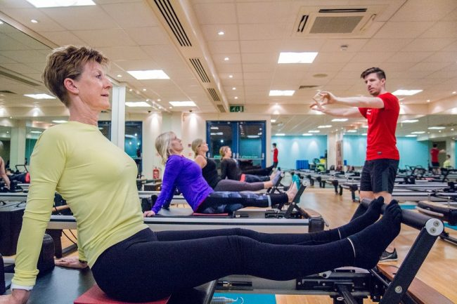 Prevent the affects of ageing with Pilates